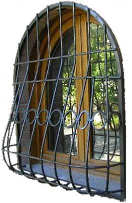 Roma inferriate porte blindate prezzi grate - Grate in ferro per finestre prezzi ...